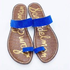 Sam Edelman Gorgene SlideToe Ring Sandal